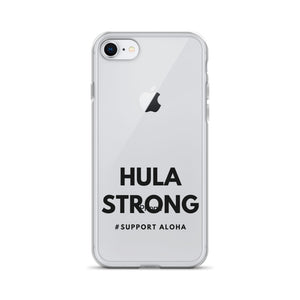 iPhone Case HULA STRONG