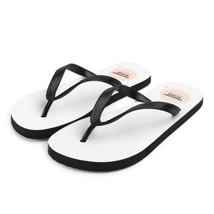 Flip-Flops #SUPPORT ALOHA Series Cloud Pink