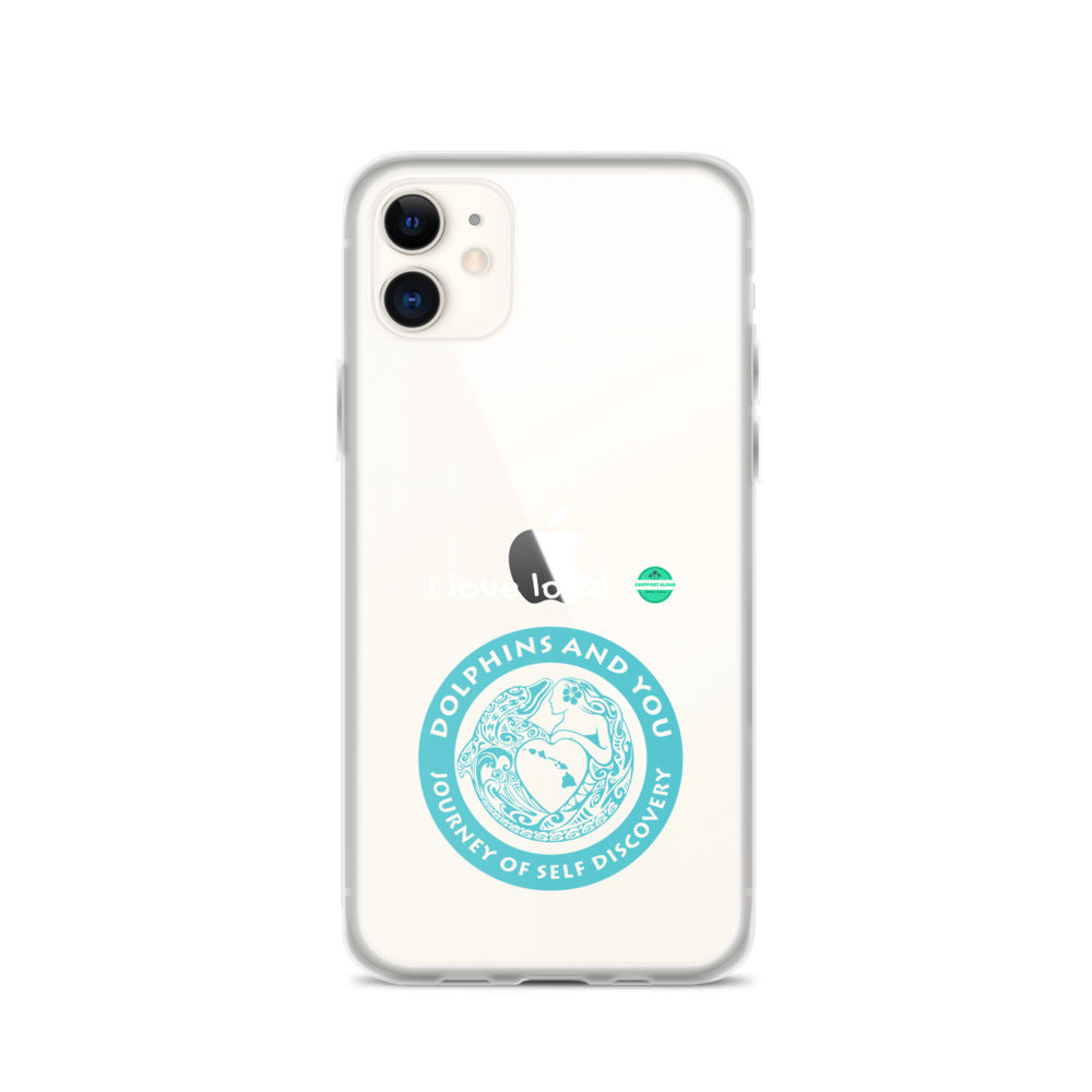 iPhone Case Dolphin and You