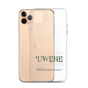 iPhone Case UWEHE 01