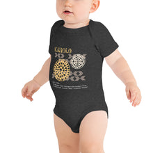 Load image into Gallery viewer, Baby Bodysuits KAHOLO Logo White