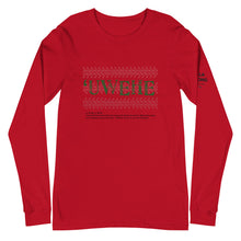 Load image into Gallery viewer, Unisex Long Sleeve Tee UWEHE Front & Shoulder printing