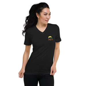 Unisex Short Sleeve V-Neck T-Shirt OuttaBounds