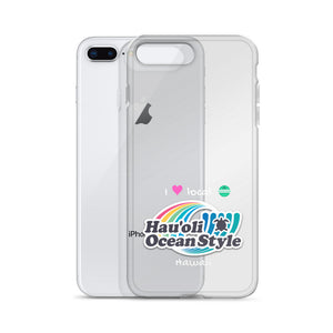 iPhone Case Hauoli Ocean Style