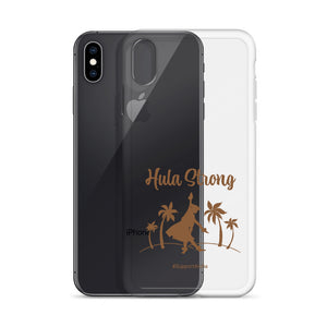 iPhone Case HULA STRONG Girl