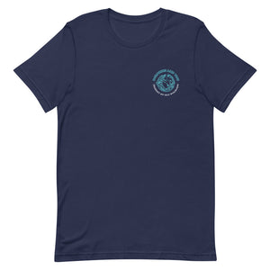 Short-Sleeve Unisex T-Shirt Dolphins and You