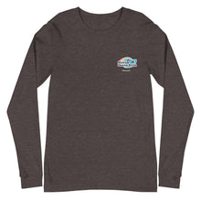 Load image into Gallery viewer, Unisex Long Sleeve Tee Hauoli Ocean Style