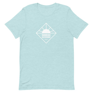 Short-Sleeve Unisex T-Shirt SUNRISE Restaurant Hawaii