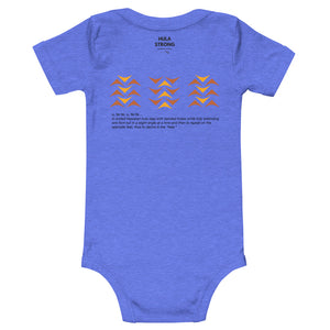 Baby Bodysuits HELA Front & Back printing