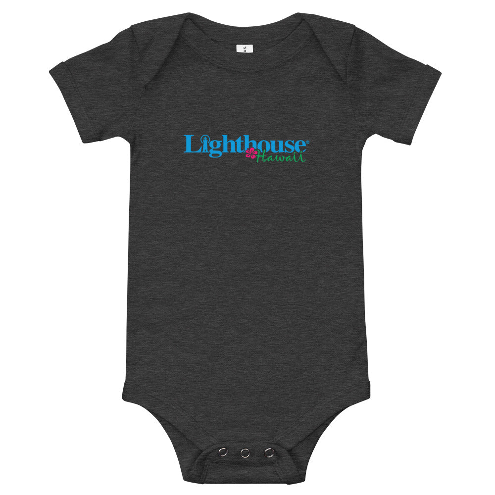 Baby Bodysuits Lighthouse Hawaii