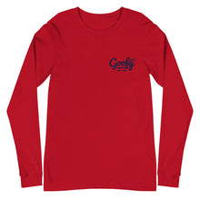 Load image into Gallery viewer, Unisex Long Sleeve Tee Goofy Cafe + Dine