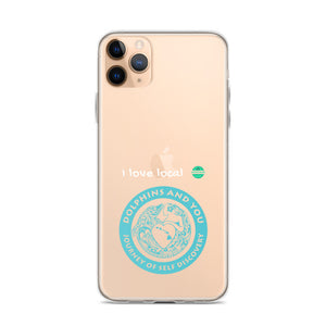 iPhone Case Dolphins and You