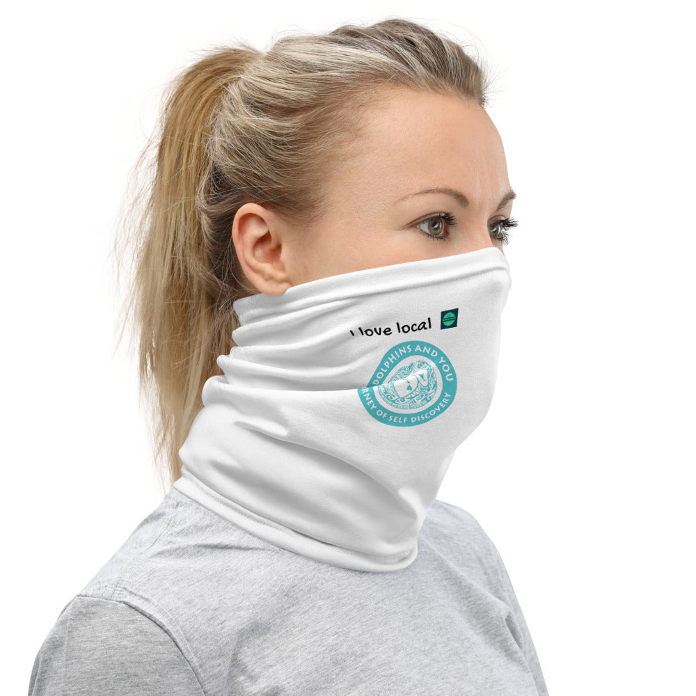 Neck Gaiter Dolphin and You