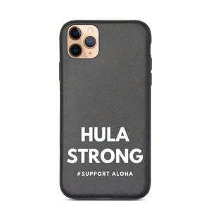 Biodegradable phone case HULA STRONG