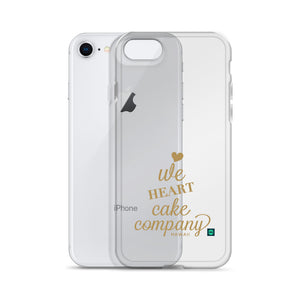 iPhone Case We Cake Heart Company