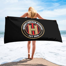 Load image into Gallery viewer, Towel Hawaii Soccer Academy