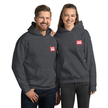 Load image into Gallery viewer, Unisex Hoodie Cafe100 Front printing