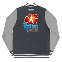 Load image into Gallery viewer, Women's Letterman Jacket Kauai Marathon