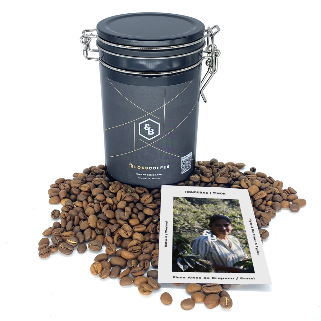 fresh-roasted-coffee-beans-bloss-organic-decaf-blend-250g-image