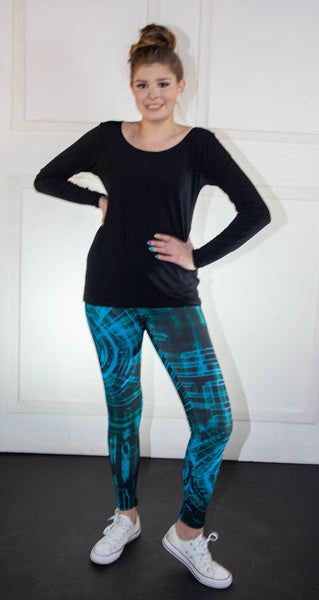 Ladies CyberStorm Leggings