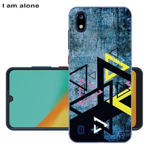 Phone Bags For ZTE Blade A7 2019 6.09 inch Solf TPU Fashion Color Mobile Cases For ZTE A7 2019 Cover Shipping Free