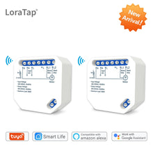 Load image into Gallery viewer, WiFi Curtain Blind Switch Module DIY Smart Home for Roller Shutter Motor Google Home Amazon Alexa Voice Control