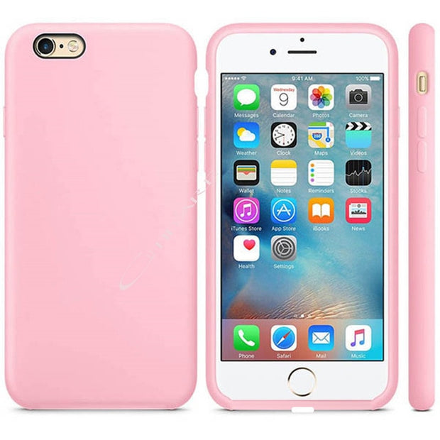 Original official case for iphone 11 Pro X Max Xs XR cover for apple iPhone 7 8 Plus 6 s Liquid silicone case no logo retail box