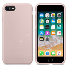 Load image into Gallery viewer, Original official case for iphone 11 Pro X Max Xs XR cover for apple iPhone 7 8 Plus 6 s Liquid silicone case no logo retail box