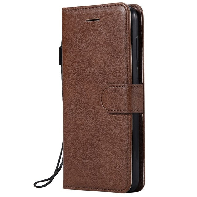 Flip Leather Case on for Fundas Huawei Y5 2019/Honor 8S Coque Huawei Y 5 Y5 2019 BOOK Wallet Cover Mobile Phone Bags