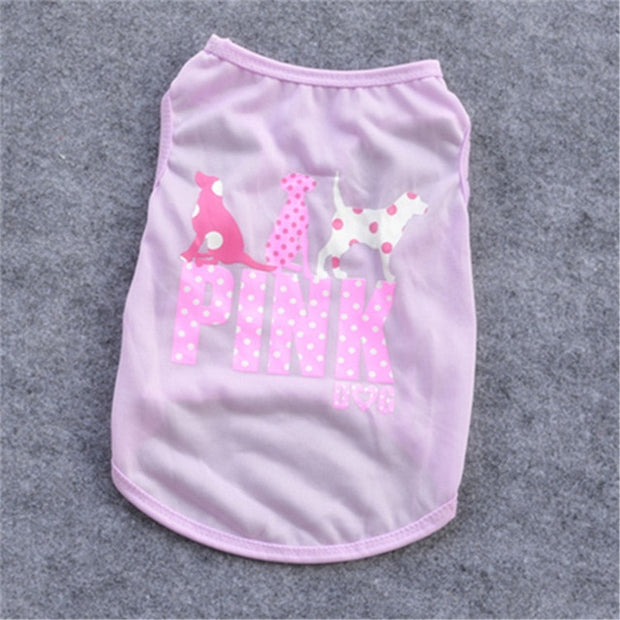 Spring Dog Clothes for Small Dog Clothing Pet Clothes for Dogs Jacket Clothing for Chihuahua Costume Pet Products Puppy