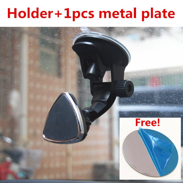 Magnetic Car Mount For iPhone Holder Cell Phone Support Smartphone Stand In Car Magnet Mobile Phone Holder