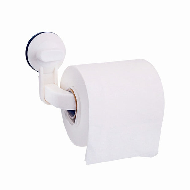Wall Mounted Toilet Paper Holder Tissue Paper Holder Toilet Roll Dispenser With Phone Storage Shelf for Bathroom Accessories