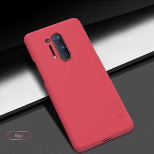 For OnePlus 8 Case  Frosted Shield PC hard Plastic back cover case For OnePlus 8 Pro phone case