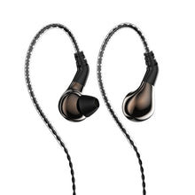 Load image into Gallery viewer, New BLON BL-03 BL03 10mm Carbon Diaphragm Dynamic Driver In Ear Earphone DJ Running Earphone Earbuds Detachable 2PIN Cable BL05