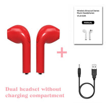 Load image into Gallery viewer, Wireless Headset Bluetooth Earphones Waterproof Music Headphones Sports Earbuds Business Headset Work on all Smartphones