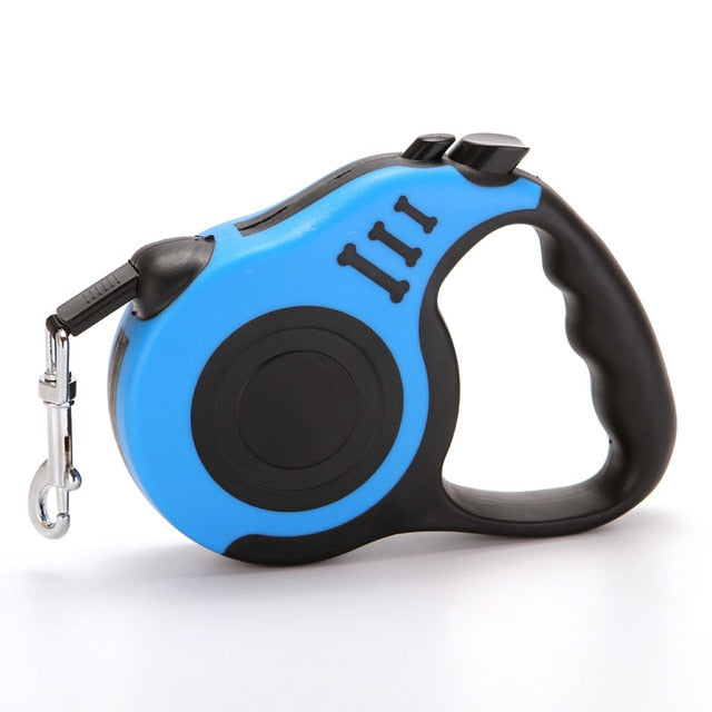 Dog Leash for Small Medium Dogs Retractable Dog Leash Automatic Flexible Dog Puppy Cat Traction Rope Belt Pet Products DL602