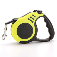 Load image into Gallery viewer, Dog Leash for Small Medium Dogs Retractable Dog Leash Automatic Flexible Dog Puppy Cat Traction Rope Belt Pet Products DL602