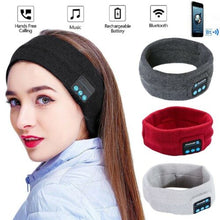 Load image into Gallery viewer, Wireless Bluetooth Stereo Headphones Running Earphone Sleep Headset Sports Sleeping Music Headband JOY Fashion