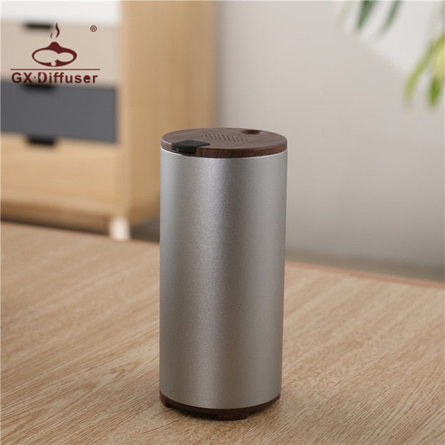 GX.Diffuser Ozone Air Purifier Formaldehyde Removing Car Deodorization Air Ionizer Rechargeable Ozone Generator Prevent Germs