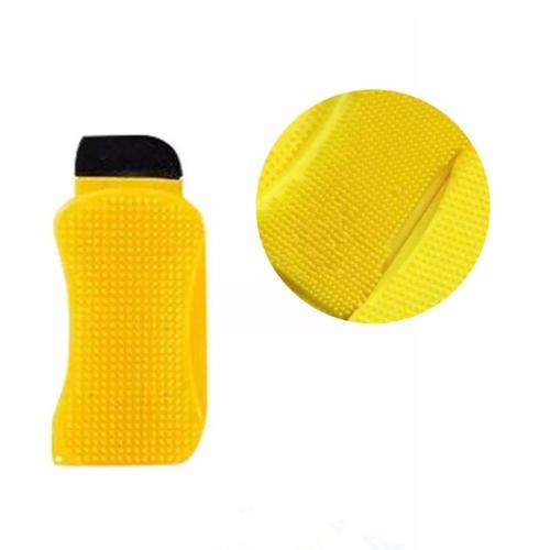 3In1 Multi-Function Silicone Cleaning Brush Kitchen Sponge Hero New Clean Eco-Friendly Brush Hero Dish Washing Kitchen Scrubber