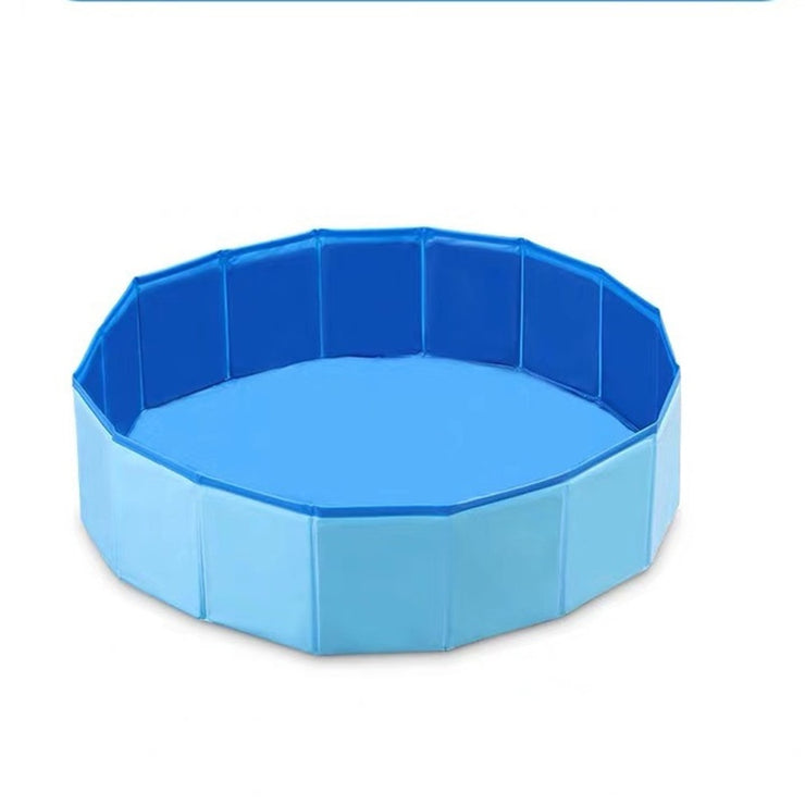 Dog Pool Collapsible Pet Bath Pool Folding for Puppy Cat Kids Garden Outdoor Pet Products TB Sale