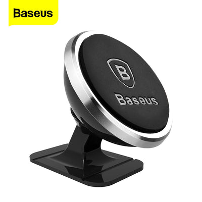 Magnetic Car Phone Holder For iPhone Samsung Universal Magnet Mount Holder for Phone in Car Cell Mobile Smartphone Stand