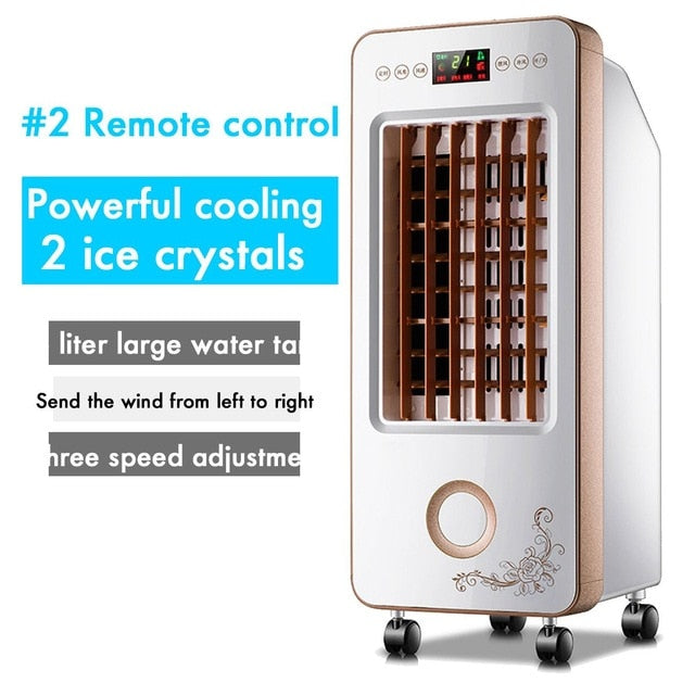 Portable Air Conditioner Conditioning Fan Humidifier Cooler Cooling System 220V Mini Air Conditioner Cooling Fan Humidifier