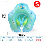 Baby Swimming Float Inflatable Infant Floating Kids Swim Pool Accessories Circle Bathing Summer Toys Toddler Rings