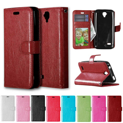 Flip Case for Huawei Ascend Y560 Y 5 560 L01 L03 U23 Phone Leather Cover for Huawei Y5 Y560-L01 Y560-U23 Y560-L03