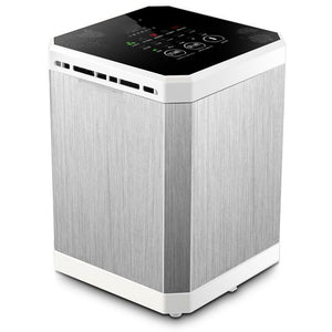 Ionizer Air Purifier Negative Ionizer Timing Quiet Activated Carbon Air Purifier for Home Office Remove Formaldehyde Smoke