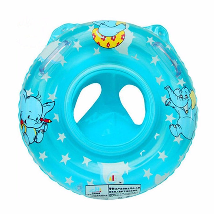 Baby Neck Float Ring Inflatable Kids Neck Float Safety Product Beach Accessories 1 Pc