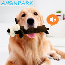 Load image into Gallery viewer, pet / cat dog toy High quality products Durability animal toys puppy pet Phonation chewing dog Plush toy P777