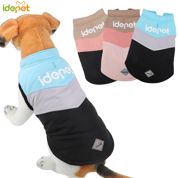 Dog Clothes for Dogs Chihuahua Winter Pet Dog Coat Jacket Pet Clothes Warm Clothing for Pet Products ropa para perro 30 A1