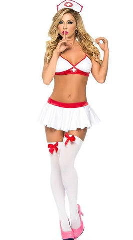 Nurse Outfit 4 piece Set